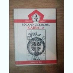 KABBALA -ROLAND GOETSCHEL