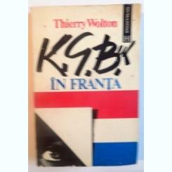 K.G.B-UL IN FRANTA DE THIERRY WOLTON