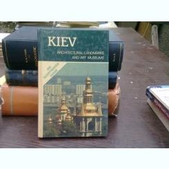 Kiev - guide illustrated  (ghid ilustrat)