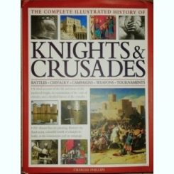 KNIGHTS & CRUSADES -CHARLES PHILLIPS