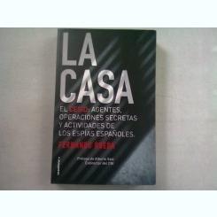 LA CASA - FERNANDO RUEDA  (CARTE IN LIMBA SPANIOLA)