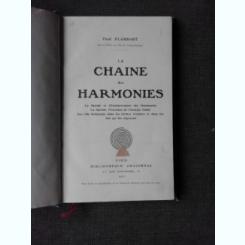 LA CHAINE DES HARMONIES - PAUL FLAMBART