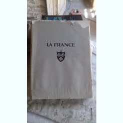 LA FRANCE - MARTIN HURLIMANN (FRANTA. ARHITECTURA SI PEISAJE)