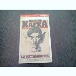 LA METAMORFOSI - FRANZ KAFKA  (CARTE IN LIMBA ITALIANA)
