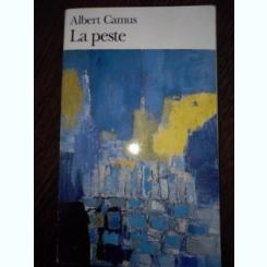 La peste- Ciuma - Albert Camus