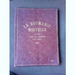 LA ROUMANIE NOUVELLE, NR.73-82/.1931+83,84/1932  12 NUMERE COLIGATE, TEXT IN LIMBA FRANCEZA