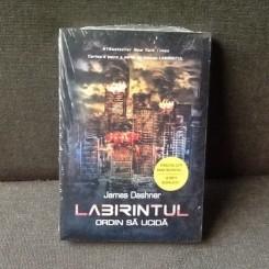 Labirintul, Ordin sa ucida - James Dashner