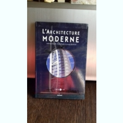 L'ARCHITECTURE MODERNE - ANTHONY HASSELL