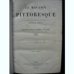 LE MAGASIN PITTORESQUE - 1864