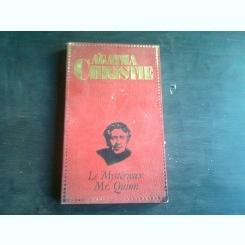 LE MYSTERIEUX MR. QUINN - AGATHA CHRISTIE  (CARTE IN LIMBA FRANCEZA)