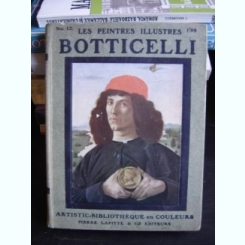 LE PEINTRES ILLUSTRES. BOTTICELLI