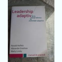 LEADERSHIP ADAPTIV - RONALD HEIFETZ