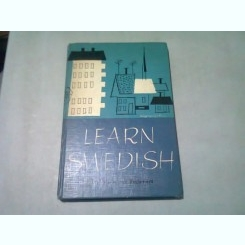 LEARN SWEDISH  (SUEDEZA PENTRU INCEPATORI)