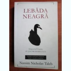 Lebada neagra - Nassim Nicholas Taleb