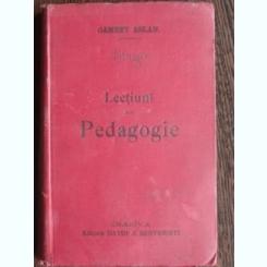 LECTIUNI DE PEDAGOGIE - GAMBET ASLAN
