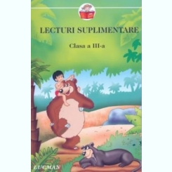 LECTURI SUPLIMENTARE CLASA A III-A