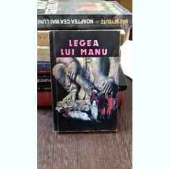 LEGEA LUI MANU -  TRADUCATOR IOAN MIHALCESCU