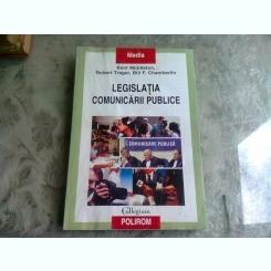 LEGISLATIA COMUNICARII PUBLICE - KENT MIDDLETON