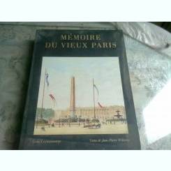 LEON LEYMONNERYE - MEMOIRE DU VIEUX PARIS ( CARTE ARHITECTURA )
