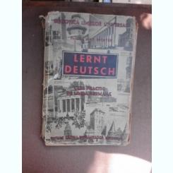 LERNT DEUTSCH - CURS PRACTIC DE LIMBA GER,MANA