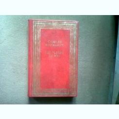 LES FLEURS DU MAL - CHARLES BAUDELAIRE  (FLORILE RAULUI)