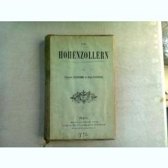 LES HOHENZOLLERN - EDMOND NEUKOMM  (CARTE IN LIMBA FRANCEZA)