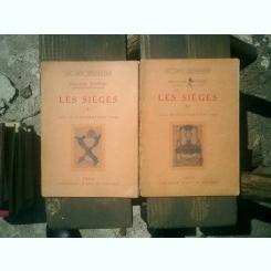 Les sieges 2 volume - Guillaume Janneau