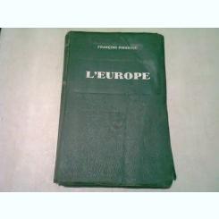 L'EUROPE - FRANCOIS PINARDEL