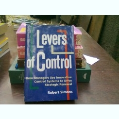 Levers of control - Robert Simons  (Pârghiile de control)