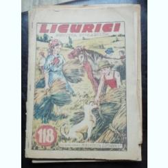 LICURICI NR.118/IULIE 1949