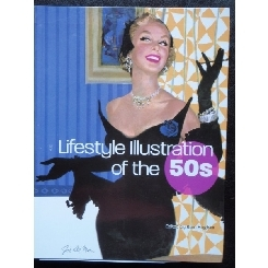 LIFESTYLE ILLUSTRATION OF THE 50S - RIAN HUGHES