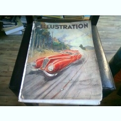 L'ILLUSTRATION - REVISTA DE AUTOMOBILISM SI TURISM