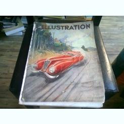 L'ILLUSTRATION - REVISTA DE AUTOMOBILISM SI TURISM