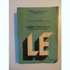 LIMBA ENGLEZA PENTRU COMERT EXTERIOR , ANII I-II-III DE FULVIA TURCU , VIOLETA NASTASESCU , RODICA UNGUREANU