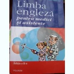 Limba engleza pentru medici si asistente - M. Mandelbrojt-Sweeney