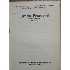 LIMBA FRANCEZA CURS PRACTIC - MARCEL SARAS