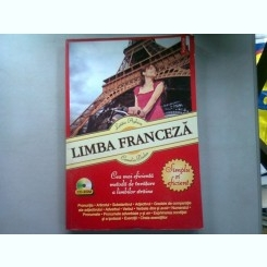 LIMBA FRANCEZA - LETITIA AGHION