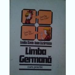LIMBA GERMANA. CURS PRACTIC - EMILIA SAVIN  VOL.1