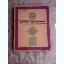 LIMBA GERMANA, MANUAL EXPERIMENTAL PENTRU CLASA II-A - GRETE K;ASTER UNGUREANU