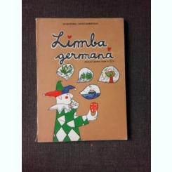 LIMBA GERMANA, MANUAL PENTRU CLASA A III-A