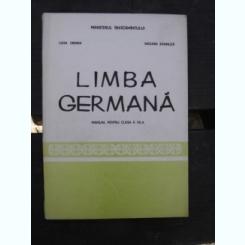LIMBA GERMANA MANUAL PENTRU CLASA A VIII-A - LIDIA EREMIA