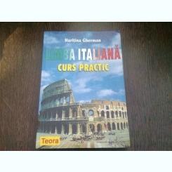 LIMBA ITALIANA. CURS PRACTIC - HARITINA GHERMAN