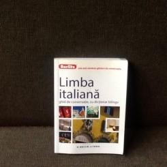 Limba italiana, ghid de conversatie si dictionar bilingv