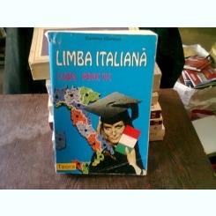 LIMBA ITALIANA - HARITINA GHERMAN   (CURS PRACTIC)
