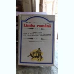 LIMBA ROMANA. CLASA A III-A /VOCABULAR ROMAN-SARB CROAT - BALLA SARA