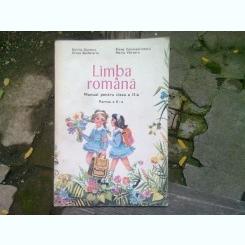 LIMBA ROMANA MANUAL PENTRU CLASA A II-A, PARTEA A II-A - EMILIA ZARESCU