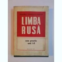 LIMBA RUSA. CURS PRACTIC ANII I-II - HARLAOANU ALFRED