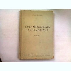 LIMBA SIRBOCROATA CONTEMPORANA I FONETICA , MIRCO JIVCOVICI