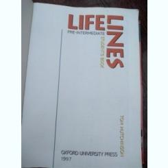 Lines- pre-intermediate student book