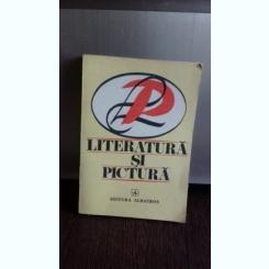 LITERATURA SI PICTURA - ELZA CENUSA